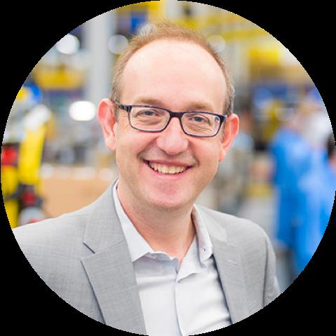Tye Brady, Chief Technologist Amazon Robotics
