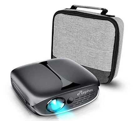 ELEPHAS Mini Portable Projector