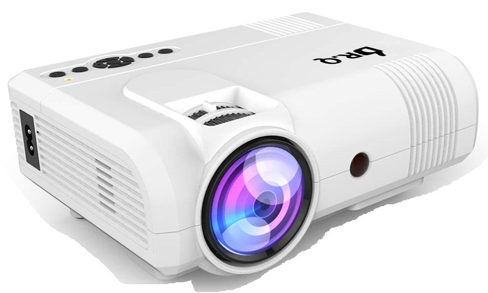 DR.Q Mini Projector