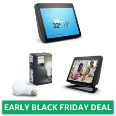 Save £60 on Echo Show (2nd Gen.) with adjustable stand