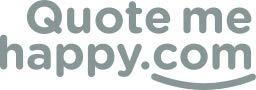 Quote me happy logo