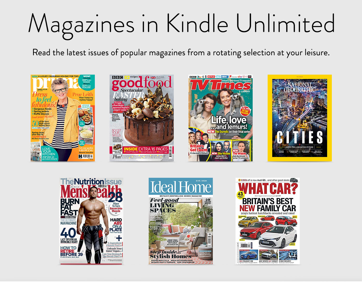 Kindle Unlimited Sign Up