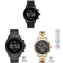 Hasta -50% en relojes y smartwatches: Fossil y Michael Kors