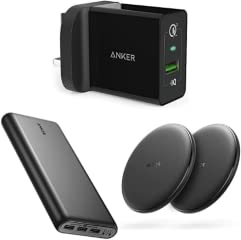 Up to 40% off Anker Chargers, Cables and more