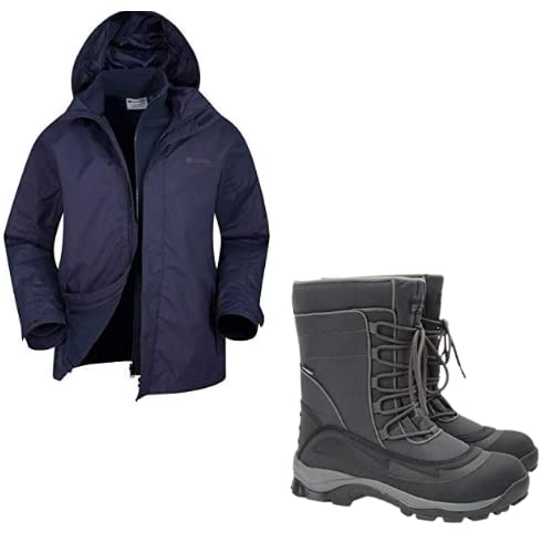 Clothing and Footwear by Mountain Warehouse