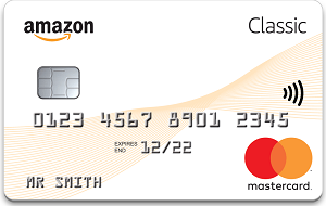 Amazon Classic Card
