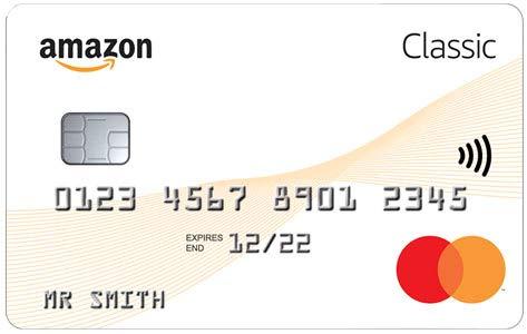 Amazon Classic Mastercard