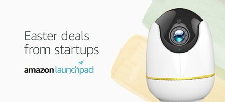 Amazon Launchpad: Easter deals from startups