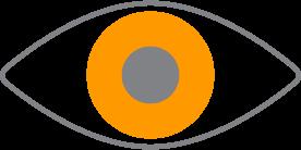 Ilustración de un ojo