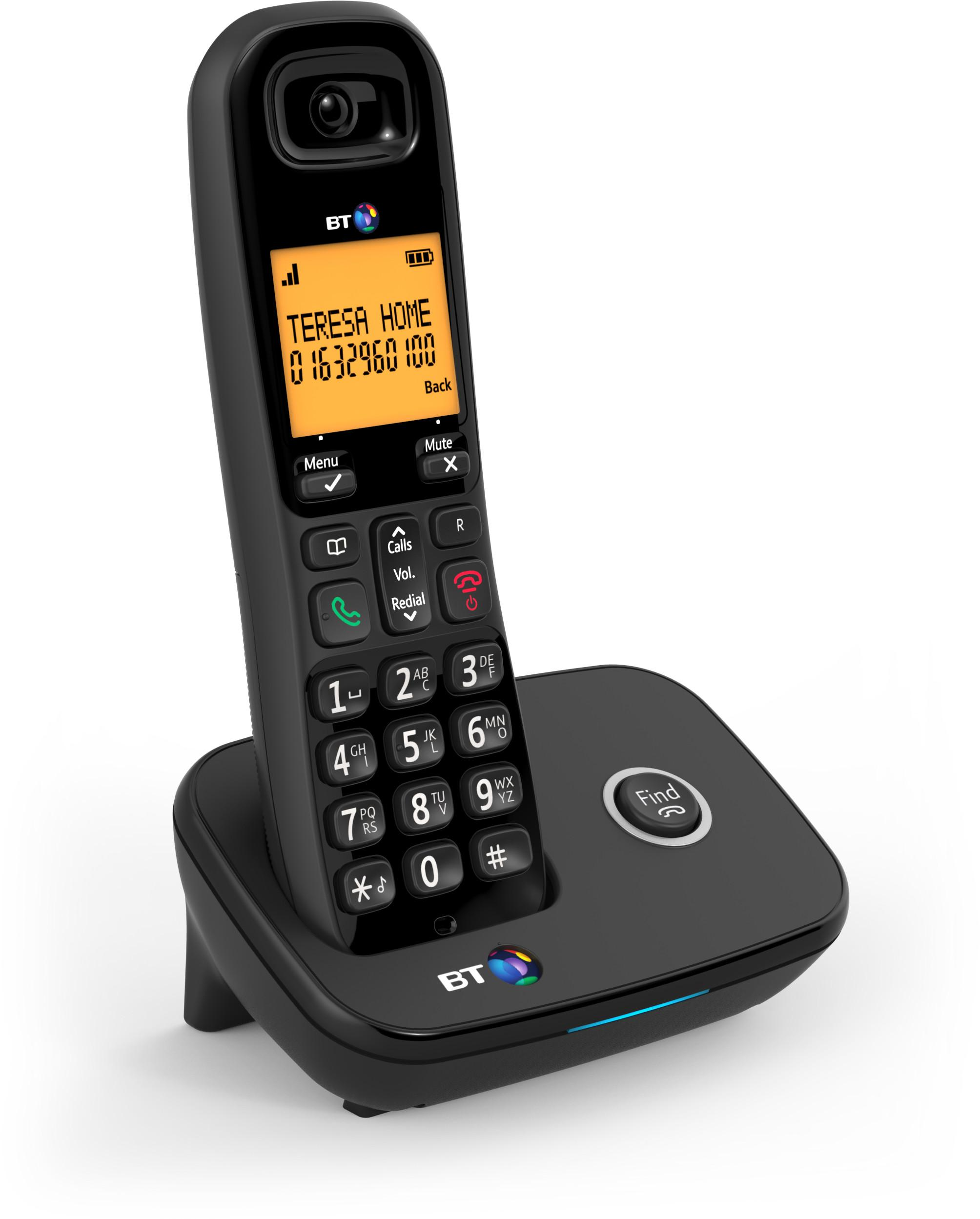 BT 1200 Nuisance Call Blocker Cordless Home Phone