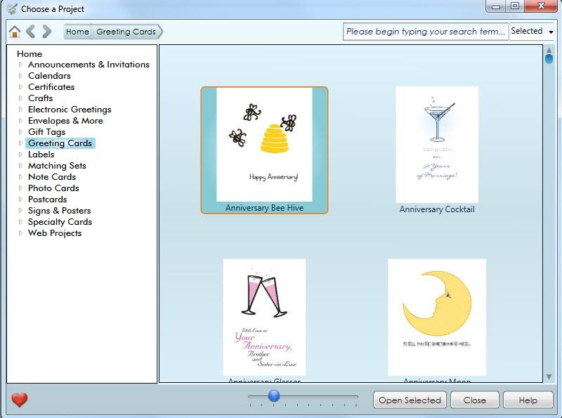 download vista card making software free software brooke