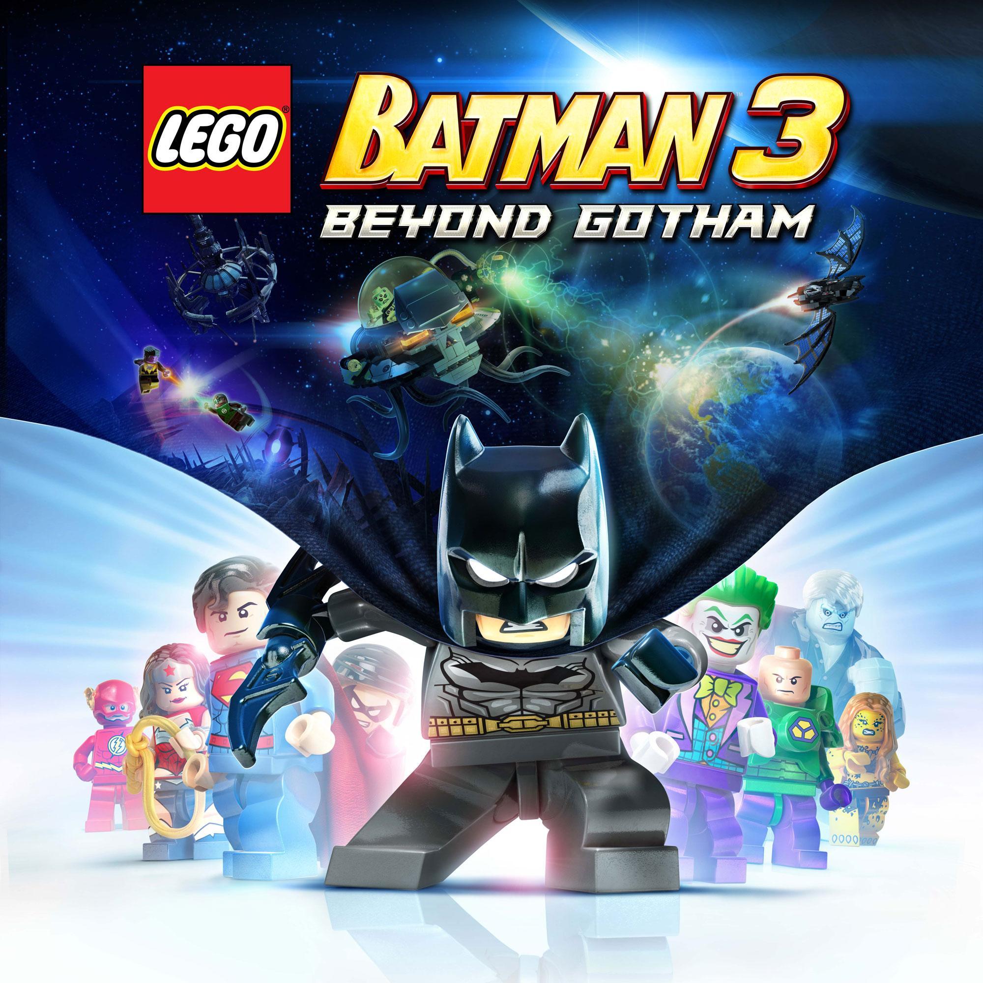 LEGO Batman 3: Beyond Gotham (Xbox 360): Amazon.co.uk: PC