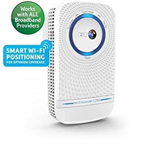 bt wi fi extender 1200 with 11ac 1200 dual band wi fi. Black Bedroom Furniture Sets. Home Design Ideas