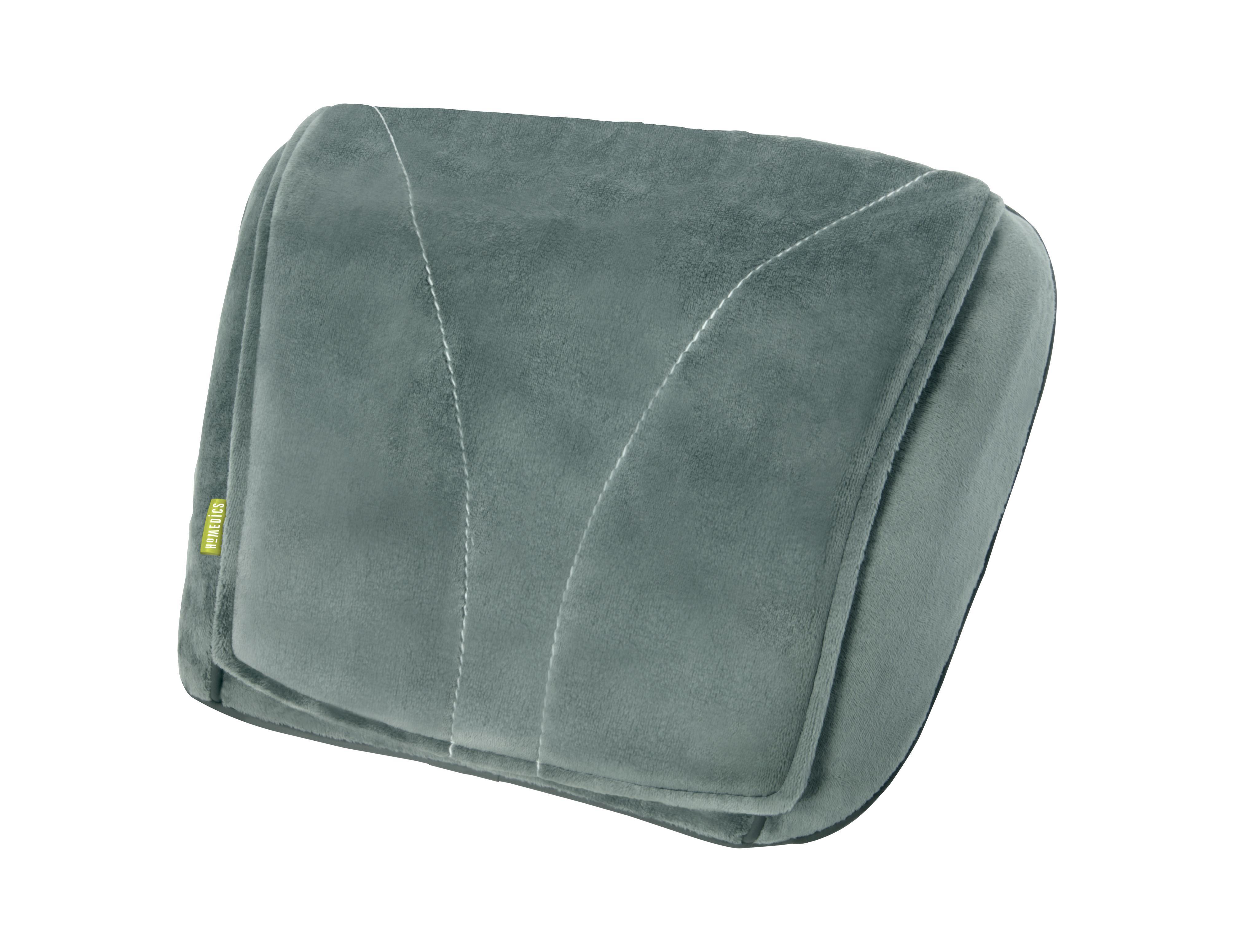 HoMedics Shiatsu Massage Pillow All Purpose Deep Kneading Shiatsu