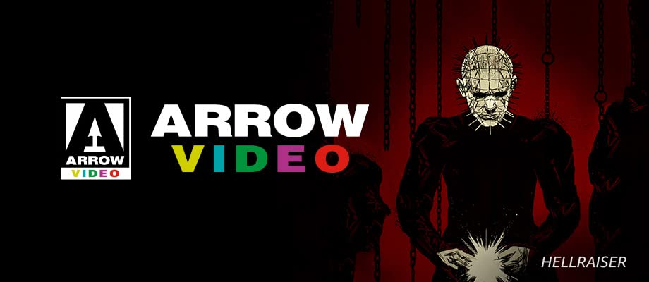 Arrow Video – The very best in classic cult and horror films