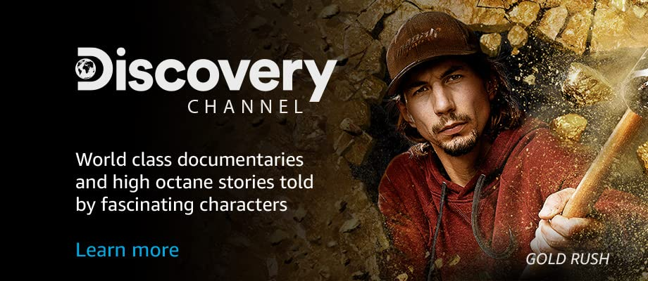 World class documentaries and high-octane stories told by fascinating characters
