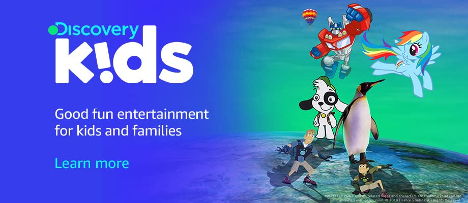Good fun entertainment for kids and families