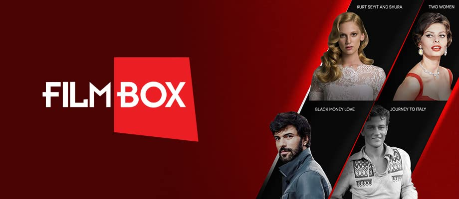 Filmbox Live – Hundreds of exciting indie and arthouse films on demand