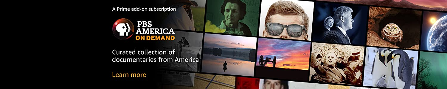 The best curated collections of documentaries from America