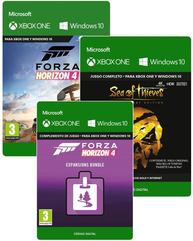 Juegos Xbox hasta el 50% de descuento