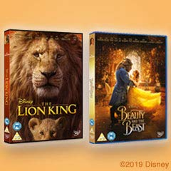 Pre-order Lion King 2019 and save 20% on selected Disney movies
