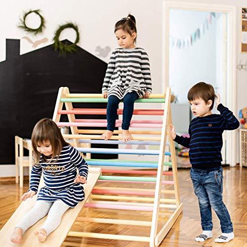 Handmade Climbing ladders