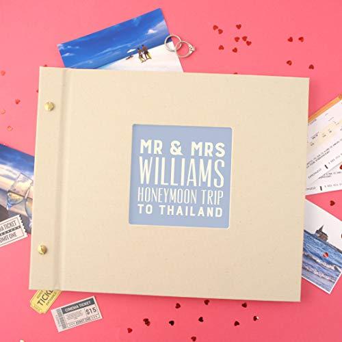Handmade Photo albums & scrapbooks