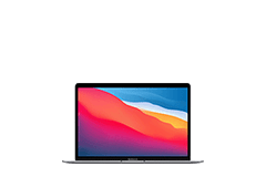 New Apple MacBook Air 13-inch with Apple M1 Chip