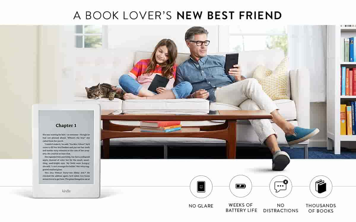 A book lover's new best friend