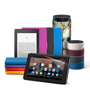 25% off Accessories for Amazon Kindle, Fire and Echo devices