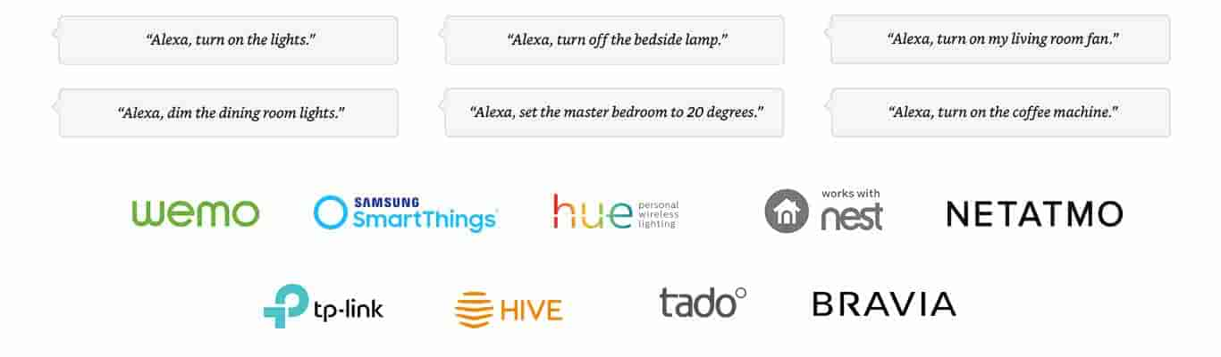 WeMo |  Philips Hue | Nest | Hive | Netatmo | Tado
