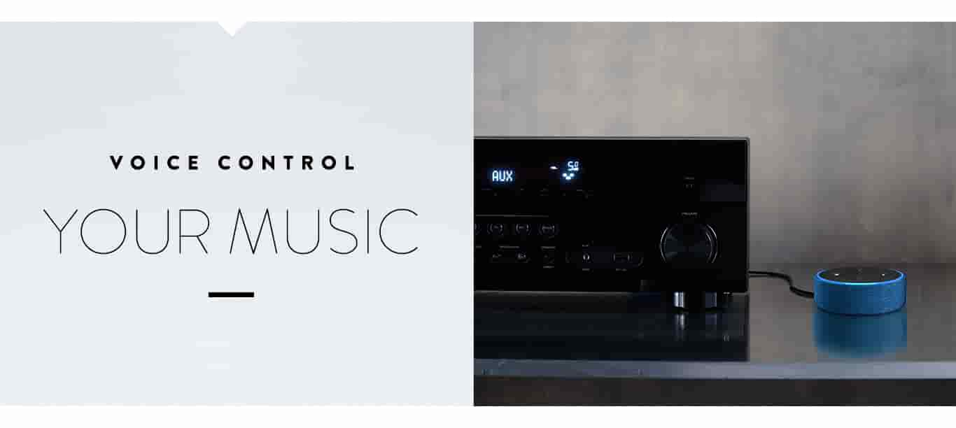 Voice-Control Your Music