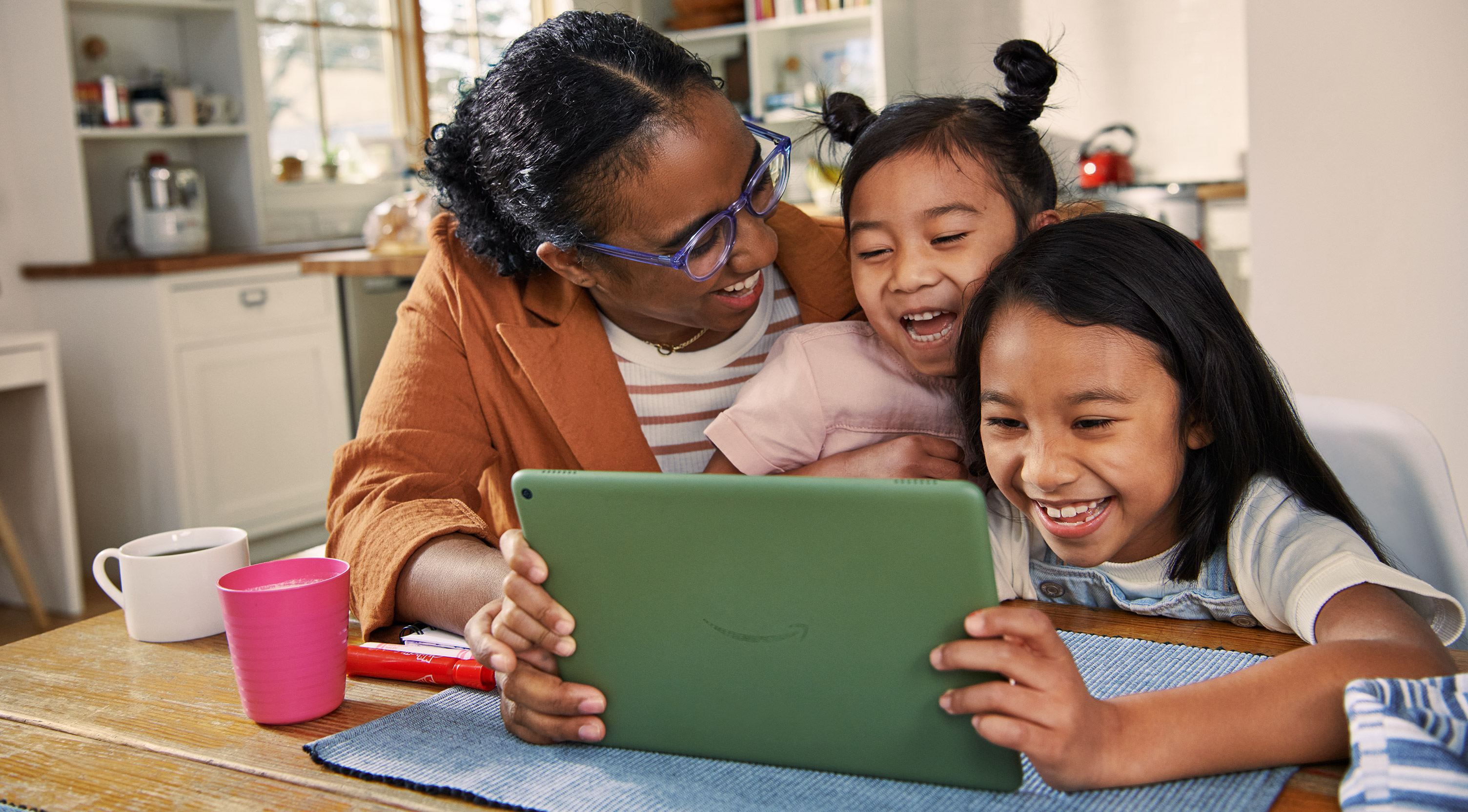 Screen time is now family time
