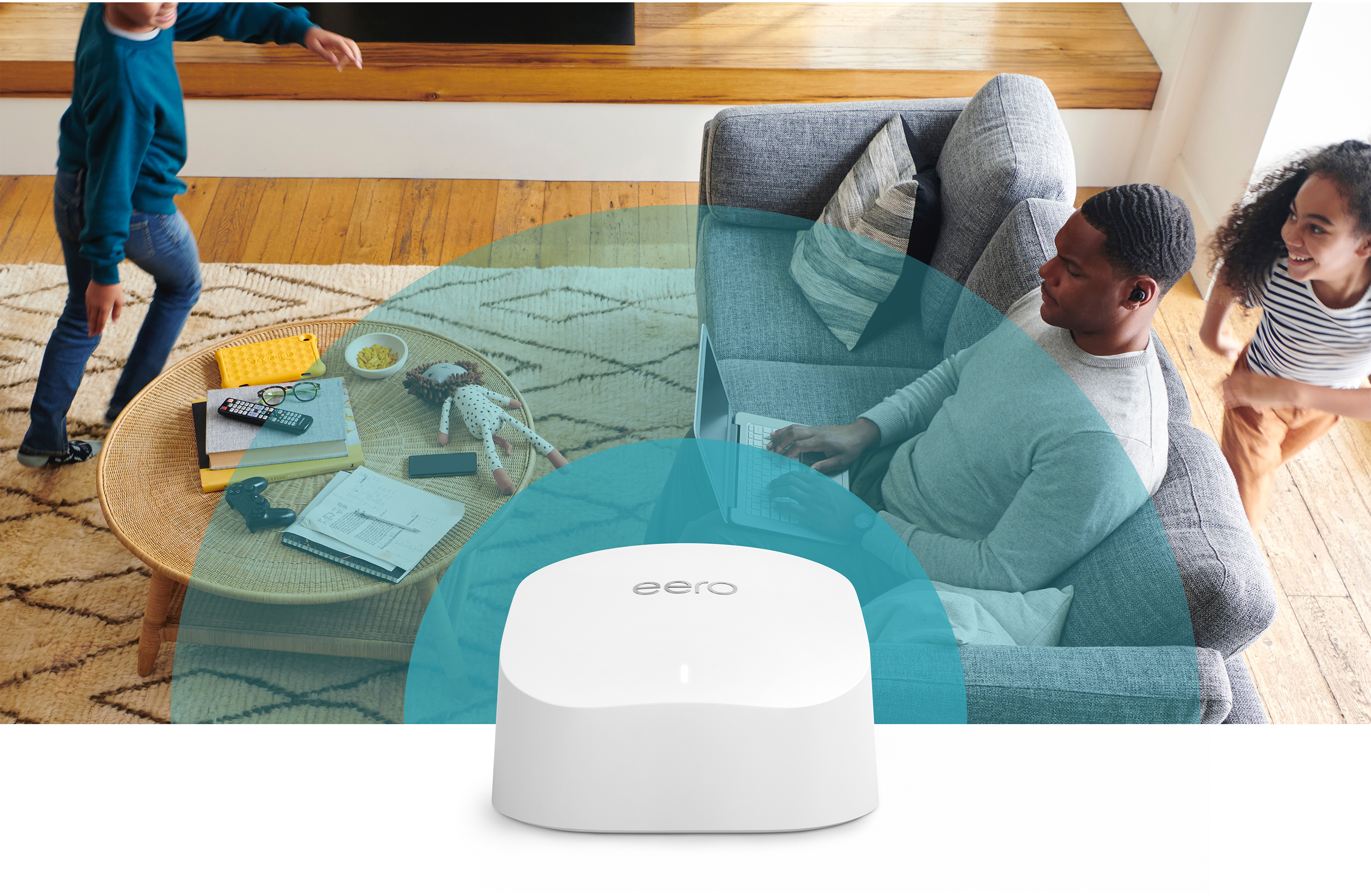 Give  your home the connectivity it deserves