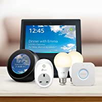 Save up to 33% on Echo Spot and Echo Show Smart Home Bundles