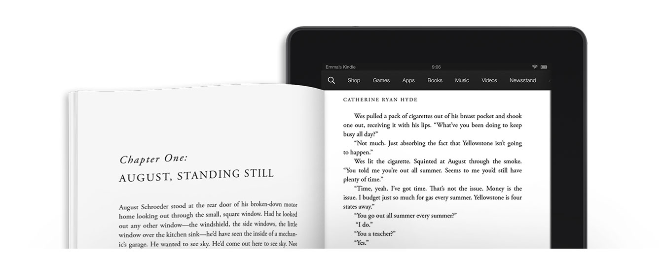 Borrow from over a million Kindle titles for free