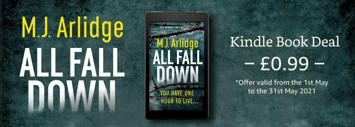 All Fall Down by M J Arlidge