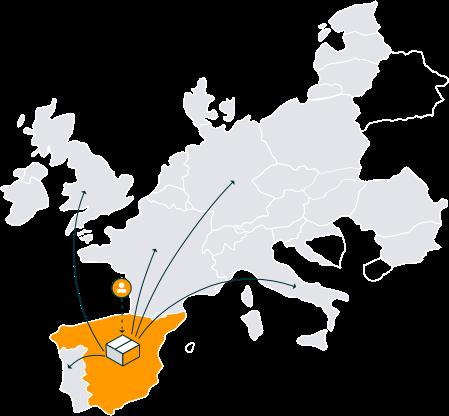 La Red Logística Europea