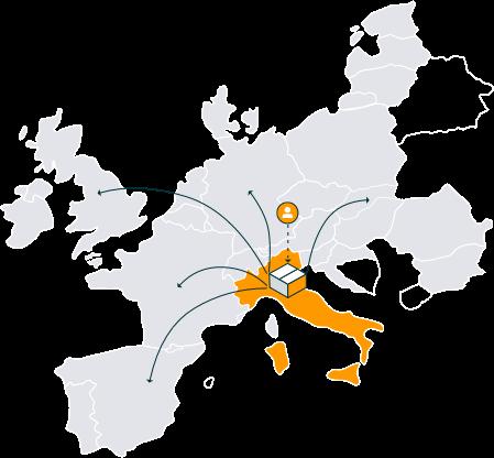 La Rete Logistica Europea