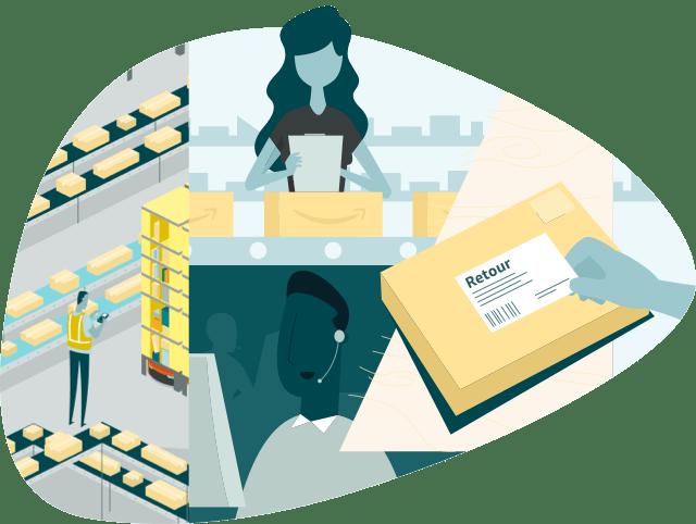 Vendre en ligne - Vendre Amazon France
