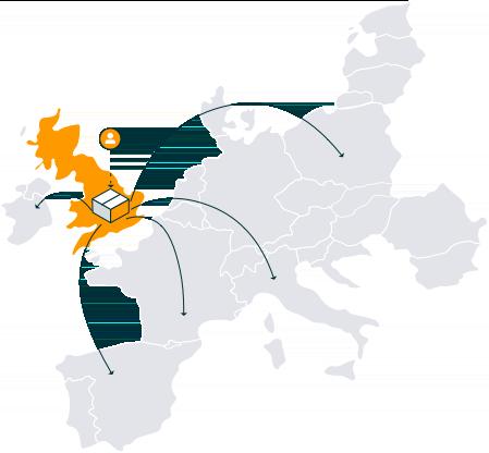 Réseau de distribution européen