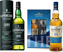 30% off Glenlivet, Laphroaig and other Gift Packs
