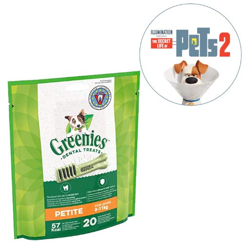 Save on Greenies Dental Treat Care for Petite Dogs from 8-11 kg
