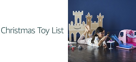 Christmas Toy List