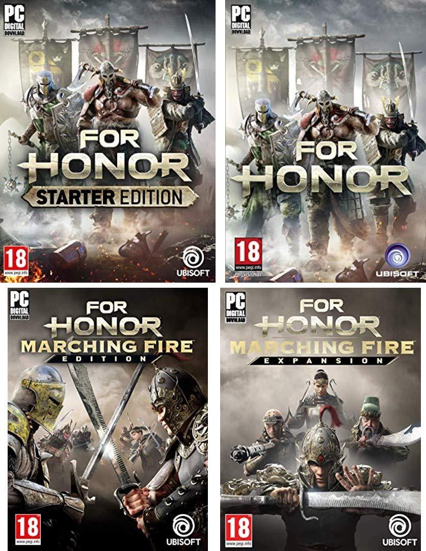 Bis zu 60% reduziert: For Honor - Games & DLC - PC Download
