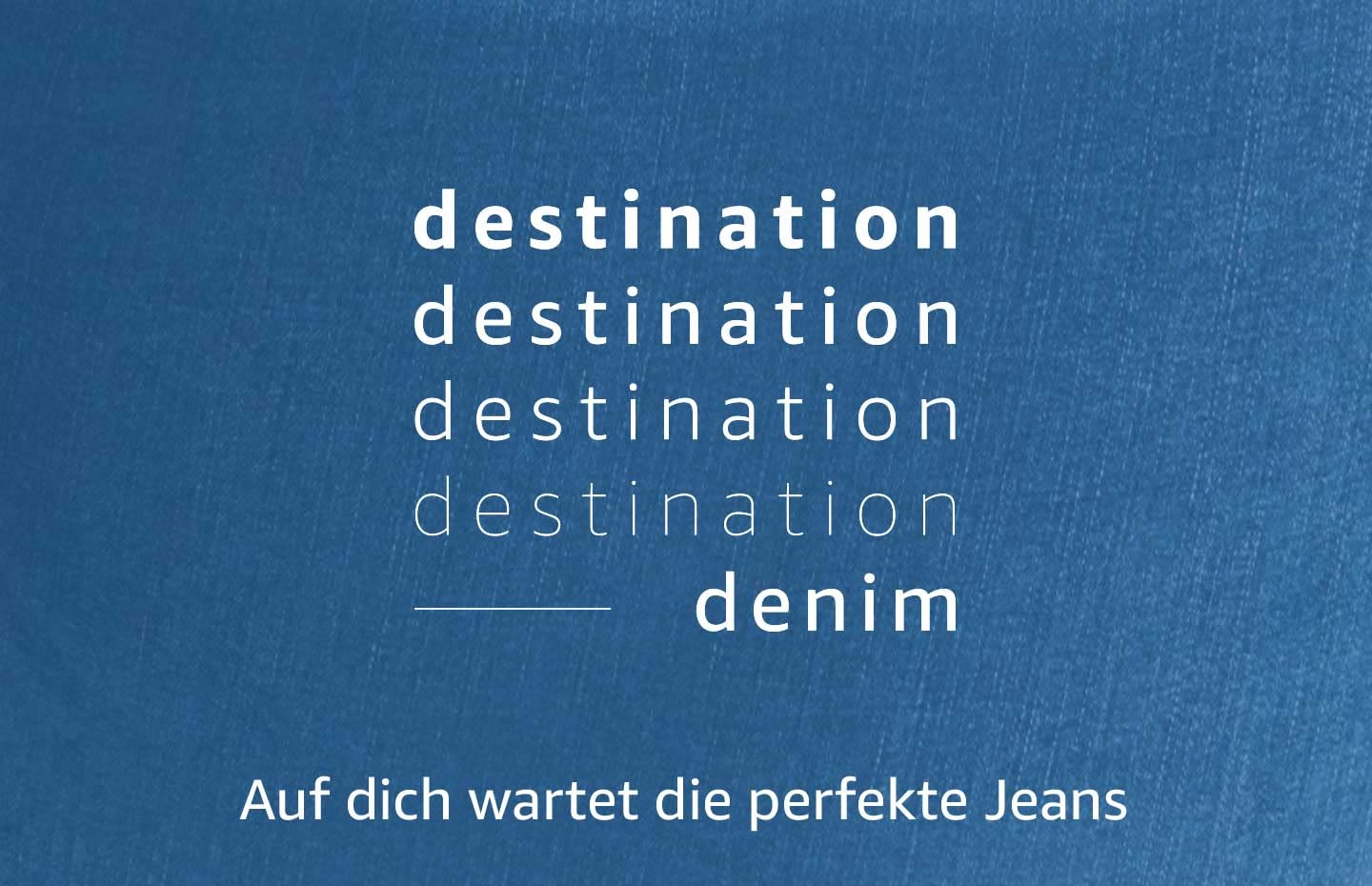 Destination Denim