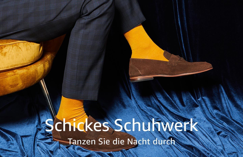 Schickes Schuhwerk