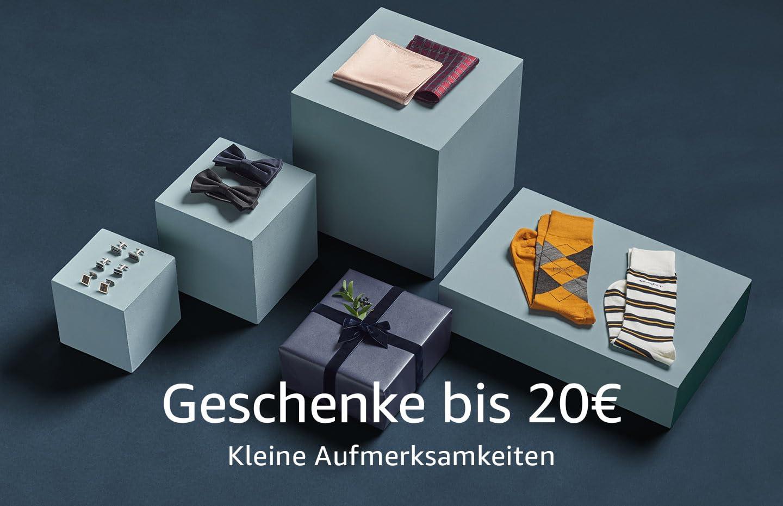 Geschenke bis 20€