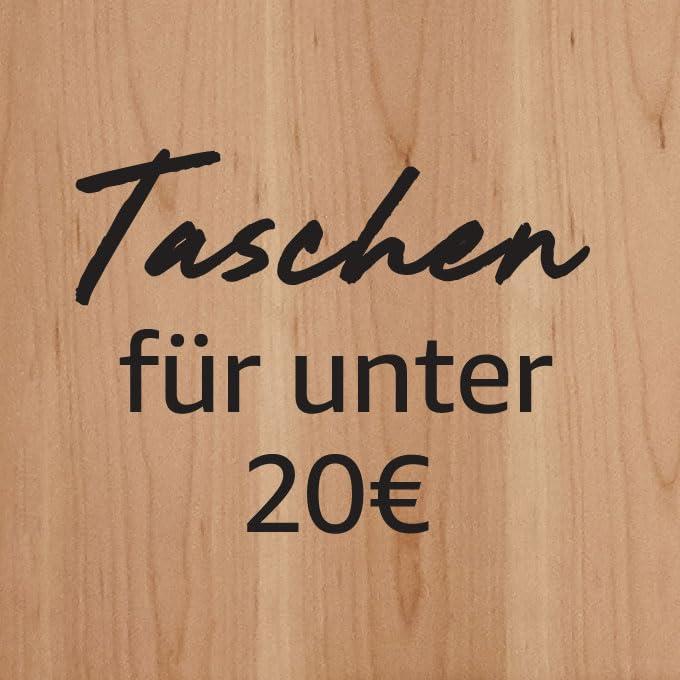 Taschen für unter 20€