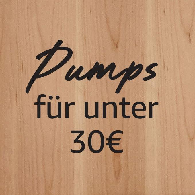 Pumps für unter 30€